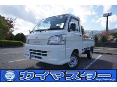 ハイゼットトラック農用スペシャル 4WD エアコン パワステ 夏冬タイヤ両方付