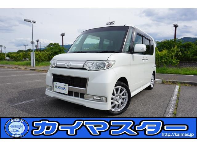 カスタムRS 4WD ターボ TチェーンEg 夏・冬タイヤ付(1枚目)