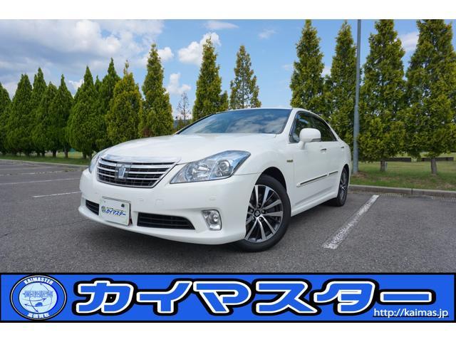 トヨタ Gパケ プリクラッシュS レーダーC 本革 HDDマルチナビ