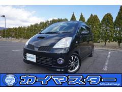 モコT 4WD 純正エアロ ローダウン 外14AW/夏・冬タイヤ