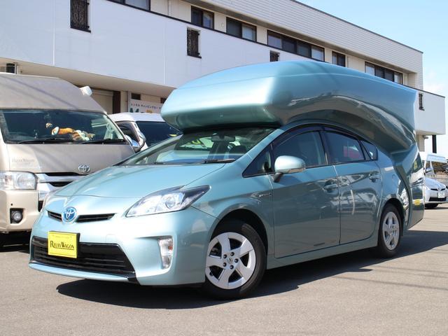 トヨタ S リラックスキャビン キャンピングカー ETCスマートキー