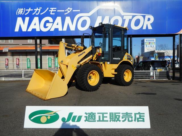 日本その他 WA40-6 ホイールローダー 4WD ヒーター付 215h