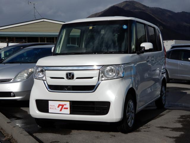 ホンダ G・Lホンダセンシング 4WD 左電動スライド届出済未使用車