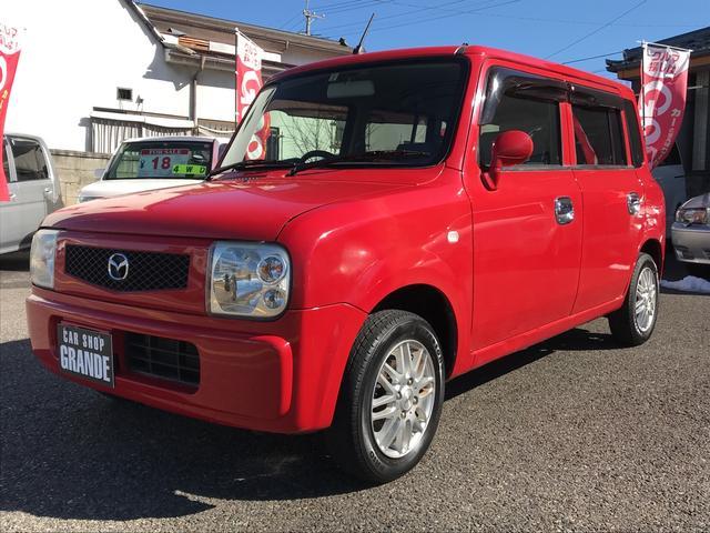 マツダ L 4WD キーレス