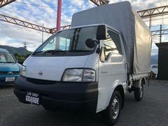 バネットトラックDX 4WD ガソリン5速 エアコン 幌付き