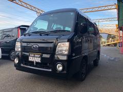 サンバーバンディアス4WD 5速 パワーウィンドウ キーレス ETC