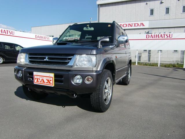 三菱 サウンドビートエディションVR4WD ターボ 現状販売車