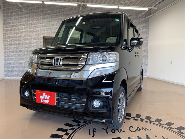 ホンダ N-BOXカスタム G・Lパッケージ 4WD 社外ナビTVバックカメラETC