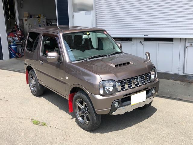 「スズキ」「ジムニー」「コンパクトカー」「長野県」の中古車
