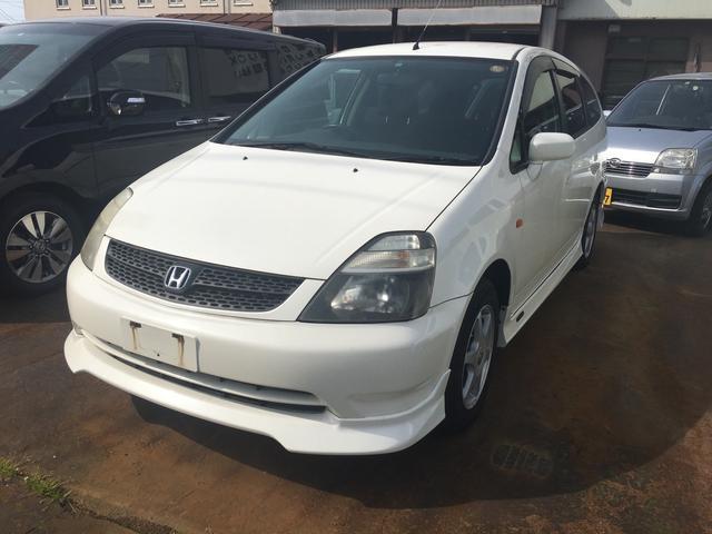 ホンダ スタイルS 4WD ABS CD エアコン パワステ