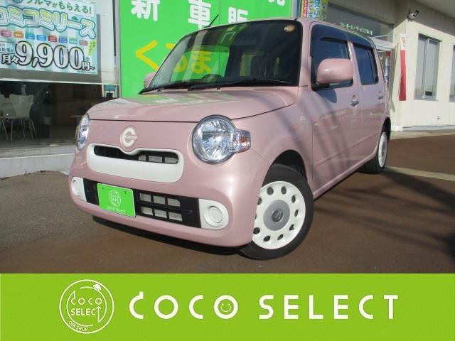 ダイハツ ココアX 4WD ETC エコアイドル スマートキー オートエアコン ABS
