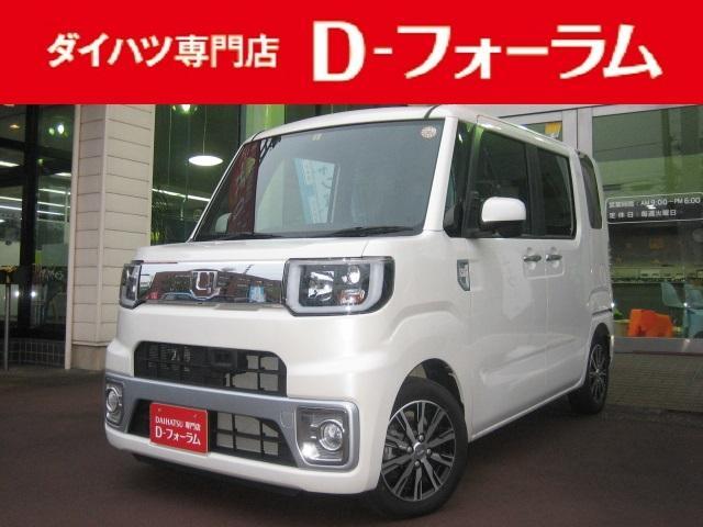 ダイハツ X ファインセレクションSA 特別仕様車 LEDライト