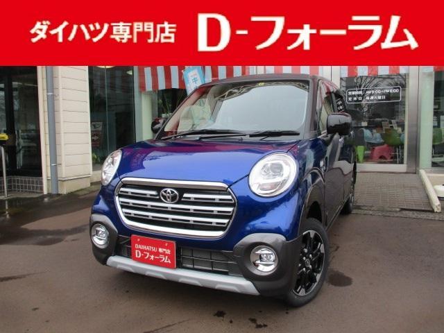 トヨタ C G SAIII 4WD アップグレードパック