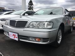 シーマ41LV S−Four 4WD ナビTV ETC 革シート