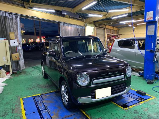 「スズキ」「アルトラパン」「軽自動車」「長野県」の中古車