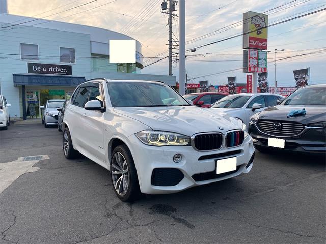 BMW xDrive 35d Mスポーツ サンルーフ付き
