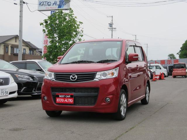 マツダ XS 4WD シートヒーター プッシュスタート オートAC