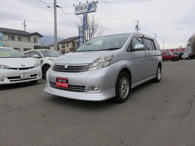 トヨタ プラタナ 4WD ナビ付 ETC付