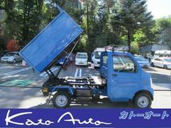 キャリイトラック 4WD エアコン ダンプ