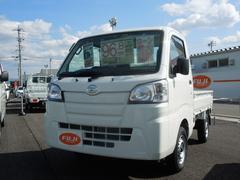 ハイゼットトラックスタンダード 4WD 4AT 届出済未使用車