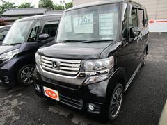 N BOXカスタムG・ターボパッケージ CVT 4WD
