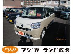 ムーヴキャンバスX SAIII CVT 4WD 届出済未使用車