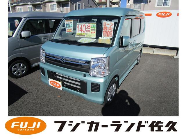 スズキ JPターボ ハイルーフ 4AT 4WD 届出済未使用車