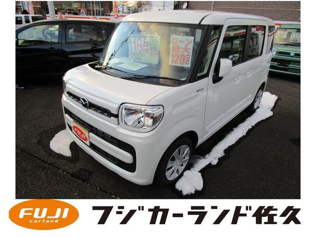 マツダ ハイブリッドXG CVT 2WD 届出済未使用車