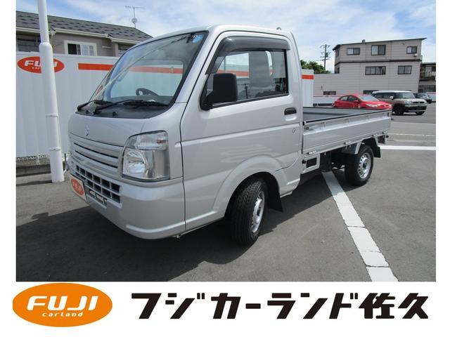スズキ KCエアコン・パワステ 5AGS 4WD