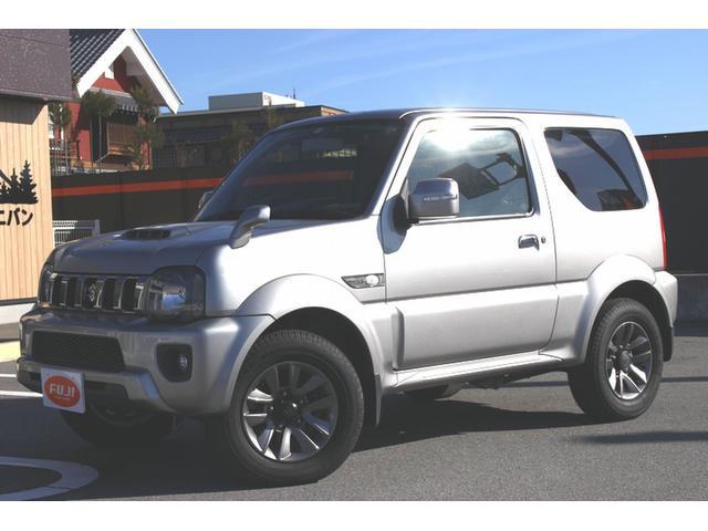 スズキ ランドベンチャー 4WD ワンオーナー KENWOODナビ