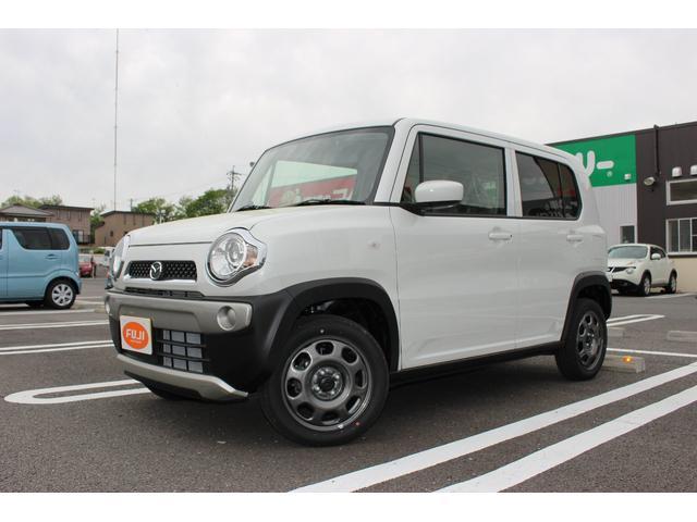 マツダ XG CVT 4WD 届出済未使用車 ディスチャージライト