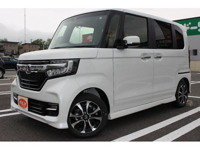 ホンダ N-BOXカスタム G・Lホンダセンシング CVT 2WD 届出済未使用車
