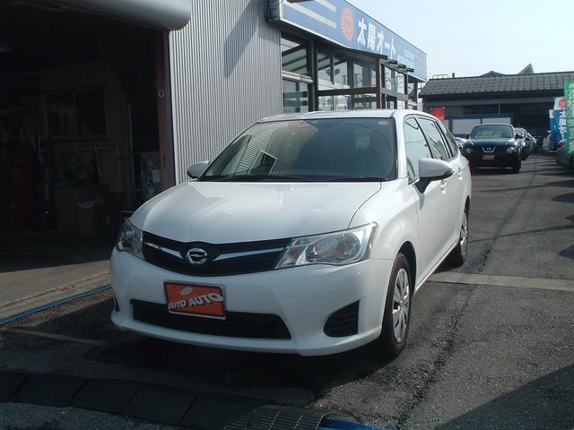 トヨタ 1.5G メモリーナビ/TV 衝突安全ボディ ETC ABS