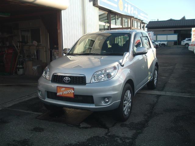 トヨタ X 4WD インパネAT キーレス ETC セキュリティアラーム