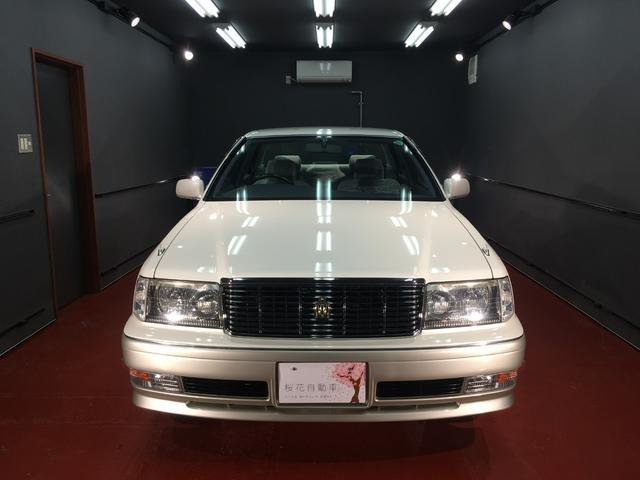 トヨタ ロイヤルツーリング グー鑑定五つ星 修復歴無し