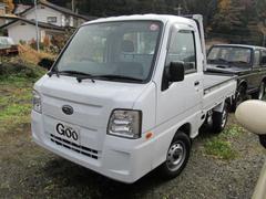 サンバートラックTB 4WD 三方開 5速マニュアル エアコン パワステ