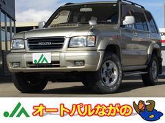 ビッグホーンプレジール ロング 4WD タイベル交換済 ディーゼル