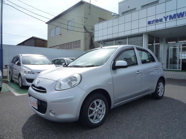 「日産」「マーチ」「コンパクトカー」「新潟県」の中古車