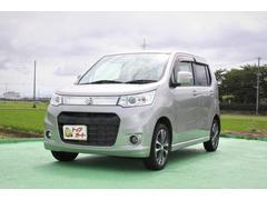 ワゴンRスティングレーT 4WD/ワンオーナー/Bluetooth/ナビTV/ETC/禁煙車/シートヒーター