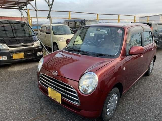 「ダイハツ」「ミラジーノ」「軽自動車」「新潟県」の中古車