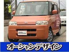 タントL 4WD ベンチシート