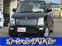 ワゴンRFT 4WD メモリーナビ