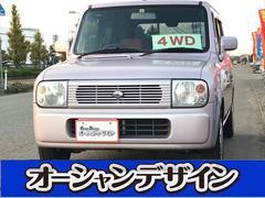 アルトラパンG 4WD シートヒーター キーレス