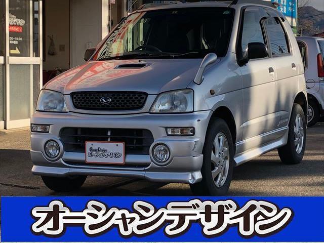 ダイハツ CL 4WD ドアバイザー