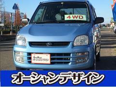 プレオL 4WDマイルドスーパーチャージャー