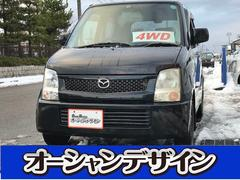 AZワゴン4WD シートヒーター