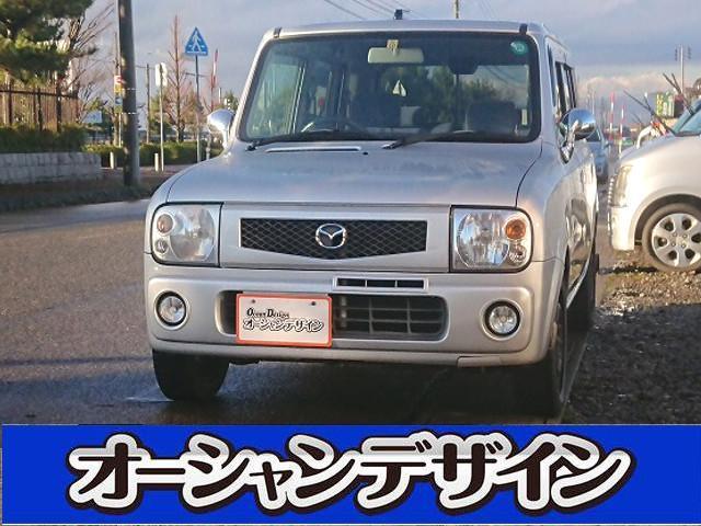 マツダ 4WD キーレス CD