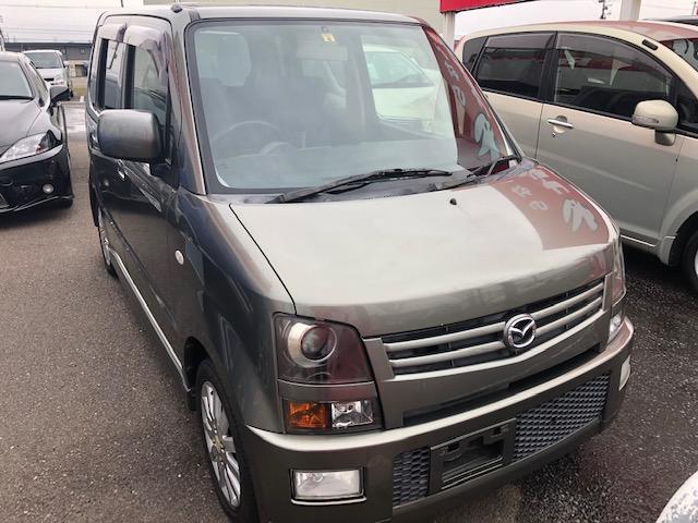 マツダ RR ターボ 4WD
