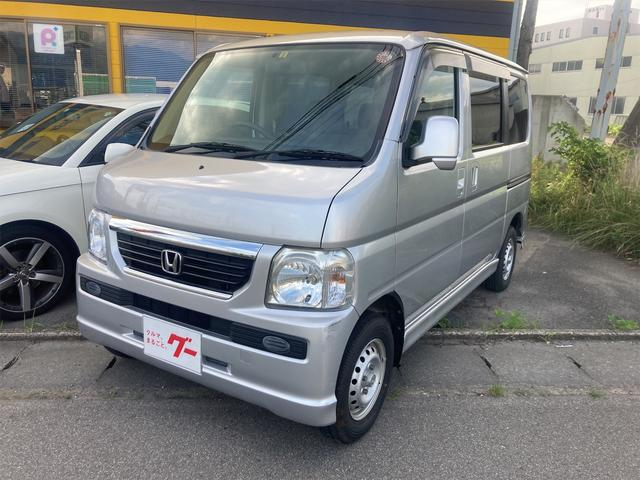ホンダ バモス M 4WD 5速MT ナビ TV ETC キーレス