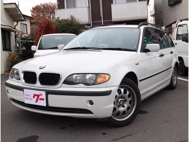 BMW 318iツーリング ナビ ETC 16インチアルミ キーレス